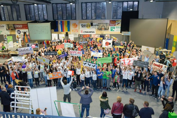 Regionalno finale FIRST LEGO League - Into Orbit