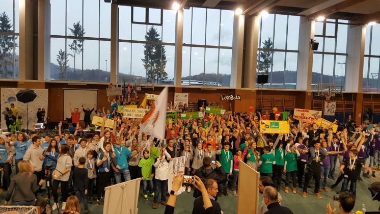 Finale First® LEGO® League Adria